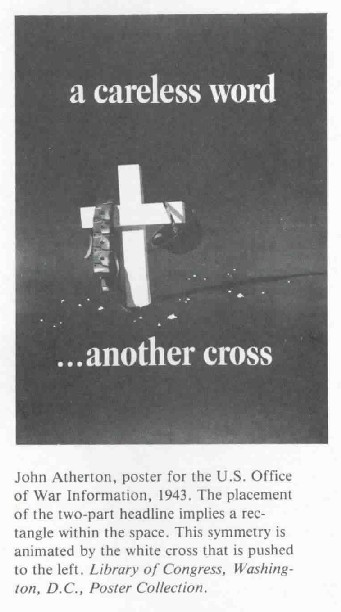 a careless word   another cross